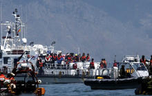 Ferry crew member: We were ordered to abandon ship