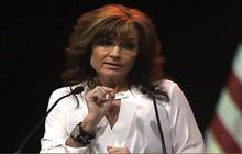 "Sarah Palin: ""Waterboarding is how we baptize terrorists"""