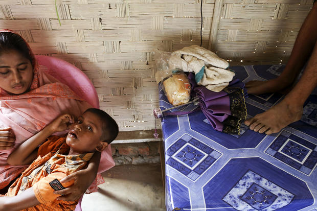 Rohingyas in danger, aid groups forced out