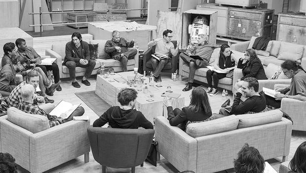 "Meet the cast of ""Star Wars: Episode VII"""