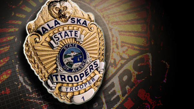 Two alaska state troopers were shot and killed around 3 p m thursday