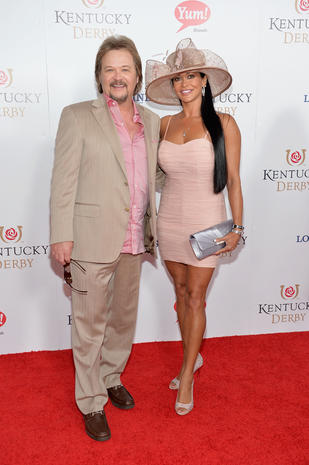 Stars at Kentucky Derby 2014