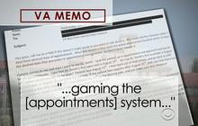 Memo shows VA gaming appointments system to hide wait times