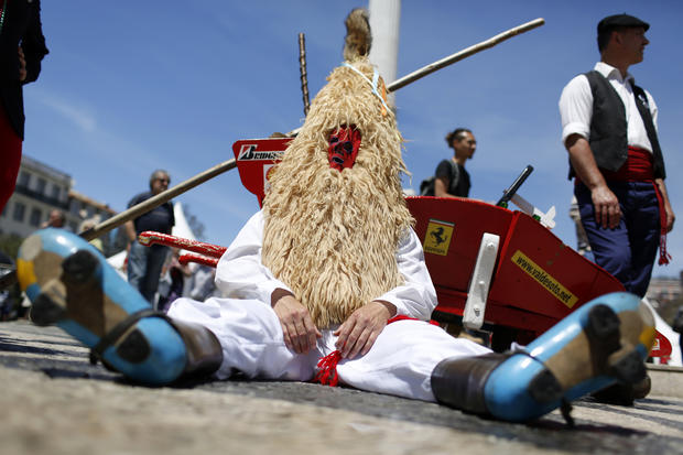 The Festival of the Iberian Mask
