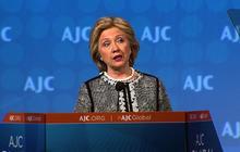"Hillary Clinton details her ""hard choice"" on Iran"