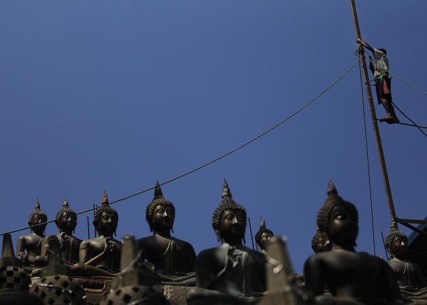 World celebrates the Buddha's birthday