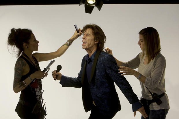 Making Mick Jagger