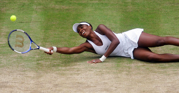 Venus Williams, on and off the court
