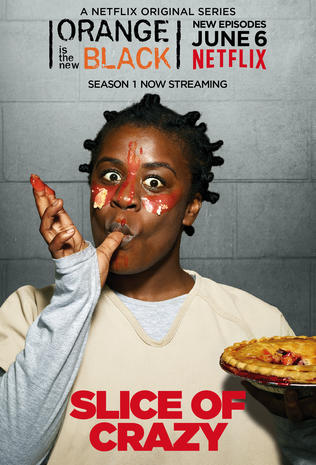 """""""Orange is the New Black"""" season 2 character posters"""