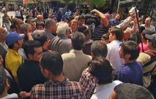 8 days in Tehran