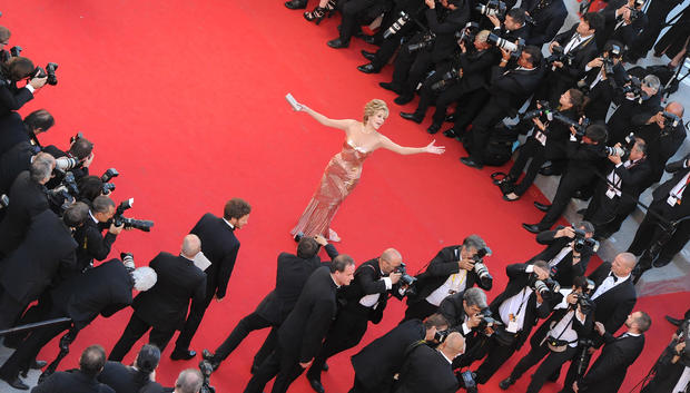Cannes Film Festival: Behind the lens