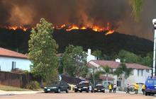 Evacuation orders lifted as firefighters put out remaining fires