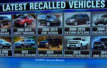GM recalls an additional 2.4 million vehicles