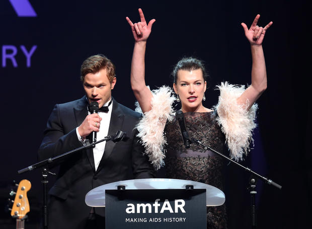 amfAR gala at the Cannes Film Festival