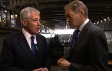 """Chuck Hagel on sex assault in military: """"We are fixing it"""""""