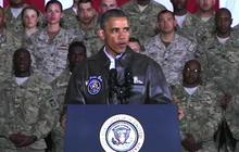 """Obama: """"America's commitment to Afghanistan will endure"""""""