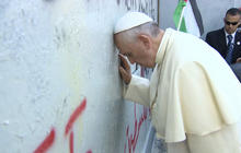Pope Francis passes Middle East diplomacy test