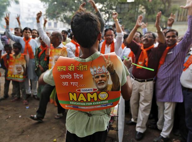 India inaugurates Modi