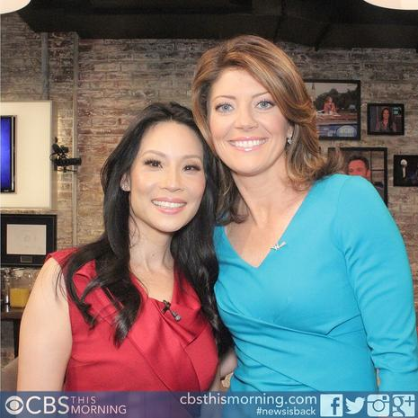 "Say cheese: A look into the ""CBS This Morning"" Toyota Green Room"
