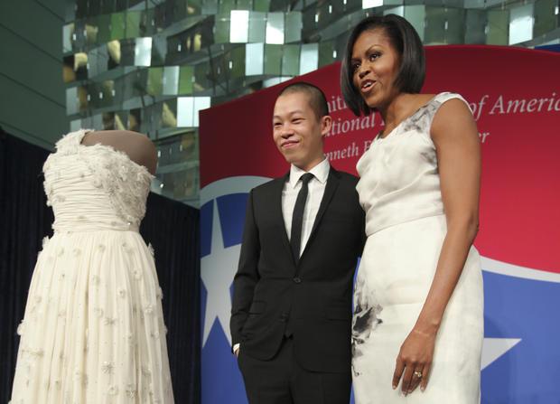 First Lady's fabulous fashions