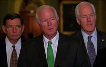 "Bowe Bergdahl swap sets ""very dangerous precedent,"" says GOP senator"