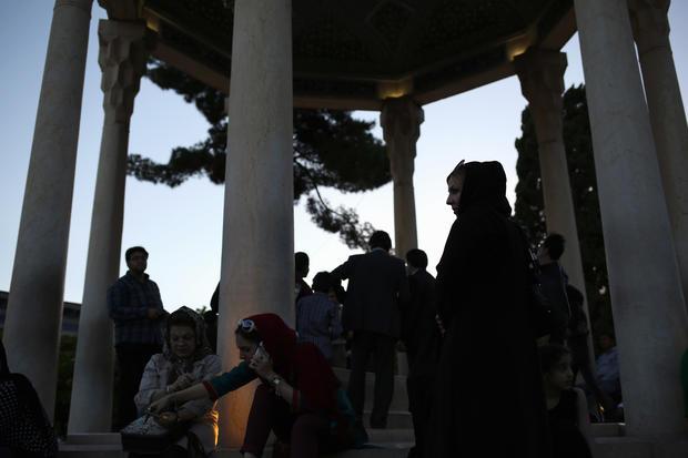 A journey through Iran