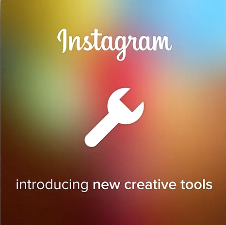 Instagram's new photo editing features