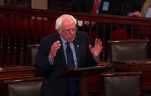 "Bernie Sanders outlines reform proposal for VA ""crisis"""