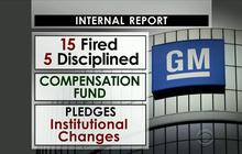 GM first learned of defect in 1999, probe finds