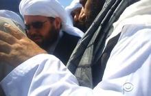 Taliban prisoners celebrate their release