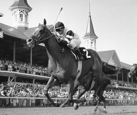 Horse racing's Triple Crown winners