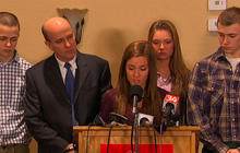 Cal Harris, children appeal for answers in 2001 disappearance