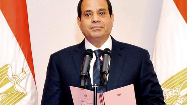 President of Egypt 2014 New Egypt President Sworn in