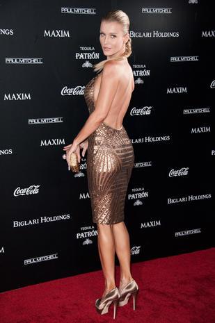 Maxim's Hot 100 party