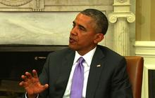 "Obama: ""Iraq's gonna need more help"""