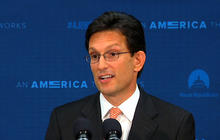 Who will be House majority leader after Eric Cantor?