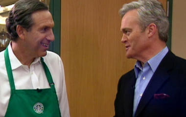 The making of Howard Schultz