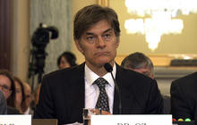 Dr. Oz testifies about diet scams on Capitol Hill