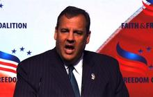 "Chris Christie stresses ""pro-life"" credentials to social conservatives"