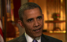 Obama on Iraq region's power vacuum