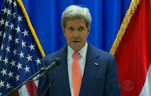 Kerry pushes for inclusive Iraqi government