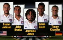 World Cup: Team USA boasts five German-American players