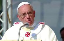 Holy father vs. Godfather: Pope Francis takes on mafia and organized crime