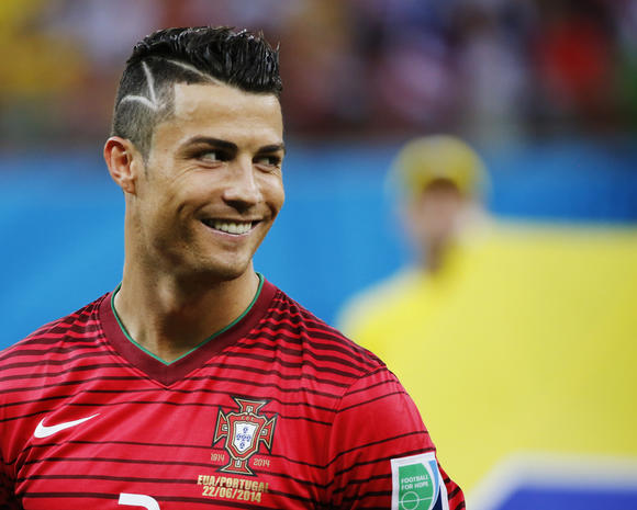 Hottest stars of the World Cup