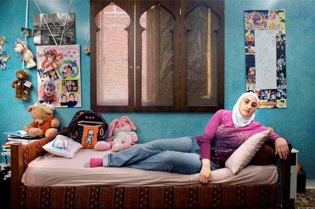 Women photographers of the Middle East
