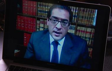 Extra: Jaime Cancino on his client's case