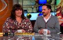 "Melissa McCarthy and Ben Falcone on new movie ""Tammy"""