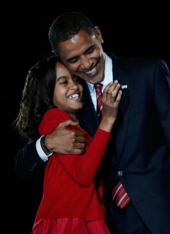 Malia Obama turns 18