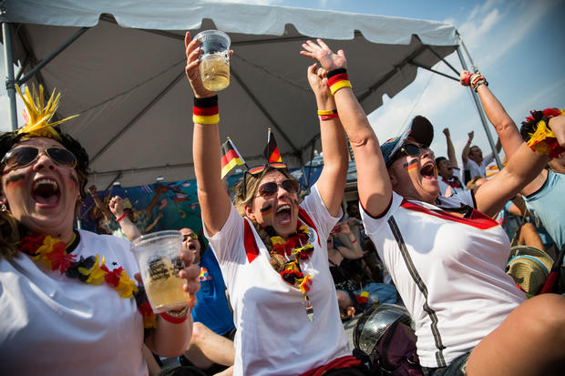 World Cup: Germany blitzes Brazil