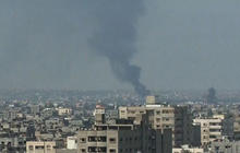 Israel strikes back: Military hits Gaza targets in response to rockets
